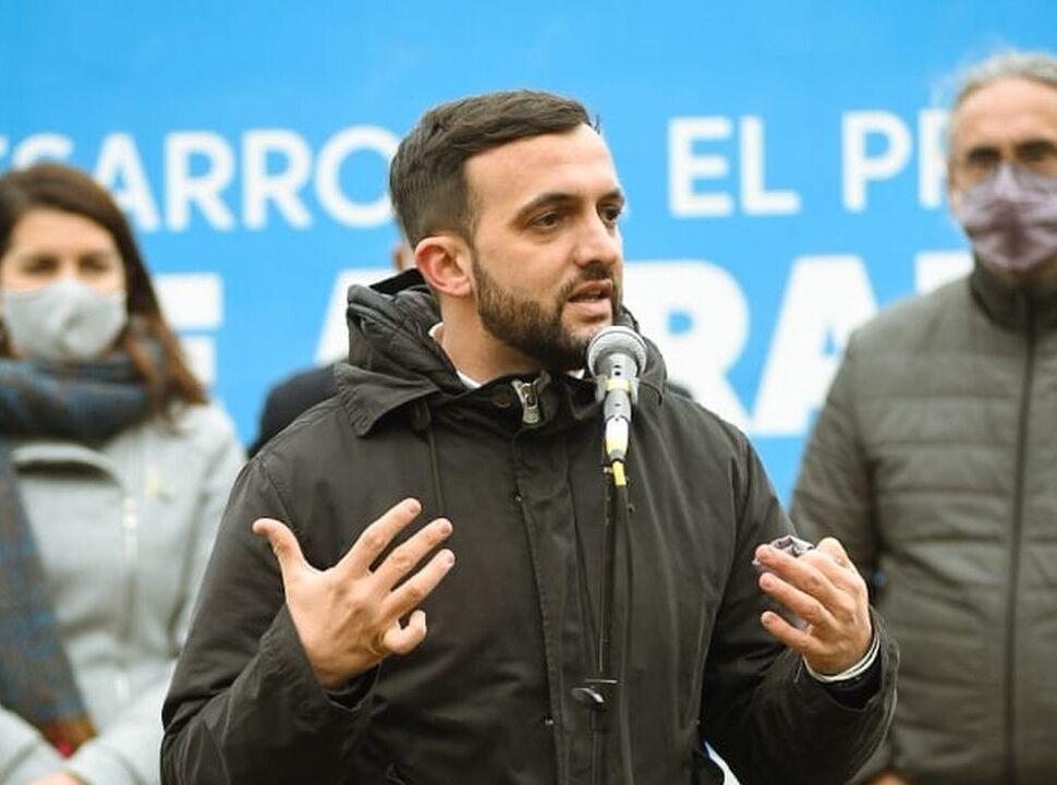 """Leo Grosso: """"hay que ir hacia una mirada ambiental, hacia una San Martín sustentable"""""""