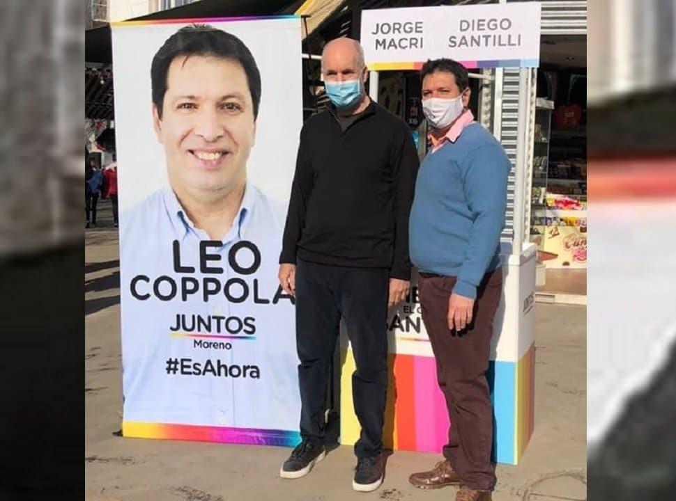 """Leo Coppola: """"El Concejo Deliberante de Moreno debe dejar de ser una escribanía de mala calidad"""""""