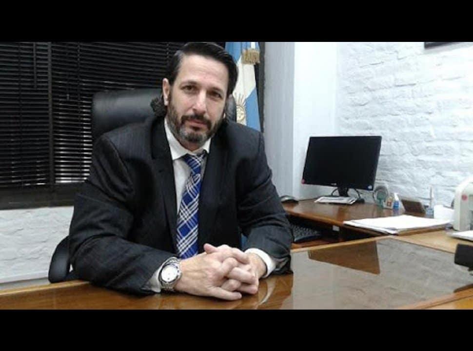 """Matías Rappazzo: """"Hay que profundizar el uso de la tecnología en el sistema judicial"""""""
