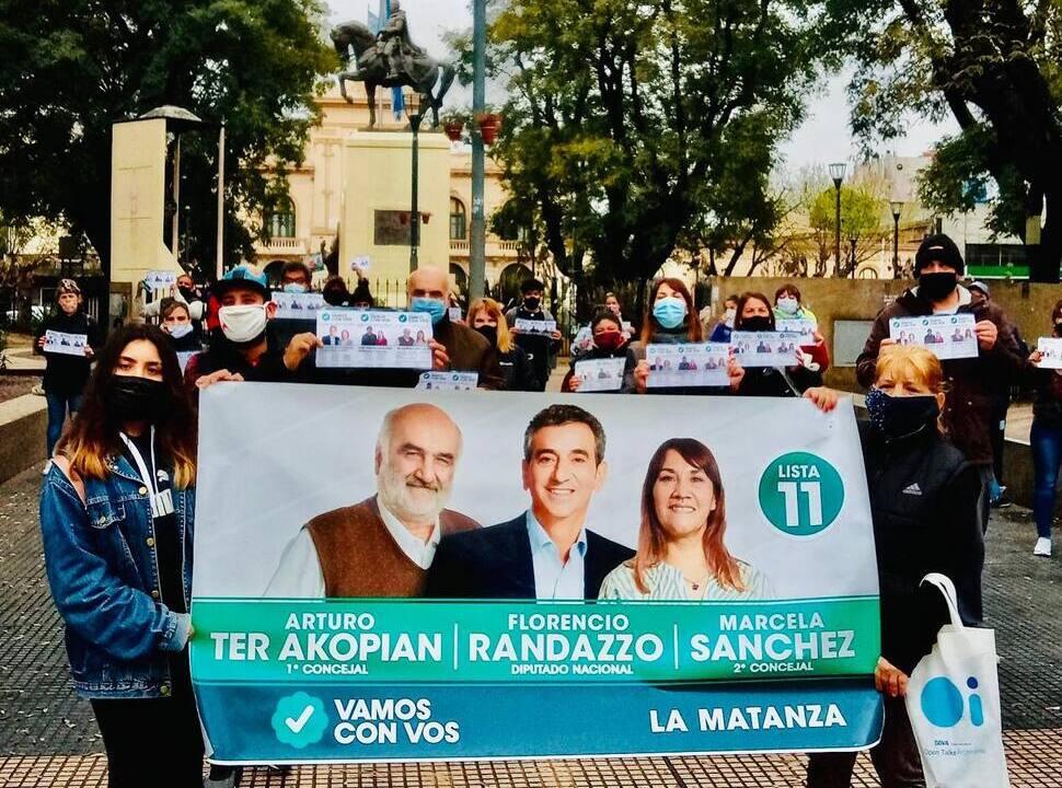 La Justicia Electoral falló a favor de Randazzo y competirá en La Matanza: Ter Akopian será su candidato